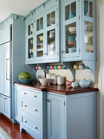 Painted Kitchen Cabinets Cottage4c