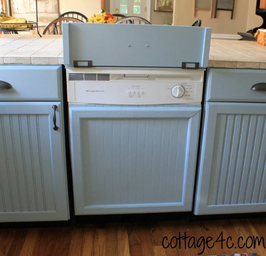 Update Your Dishwasher - So Easy! | cottage4C